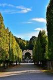 Парк Wien Schönbrunn Стоковые Изображения