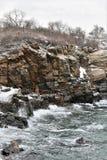 Парк Williams форта, накидка Eiizabeth, Cumberland County, Мейн, Соединенные Штаты Новая стоковое изображение rf