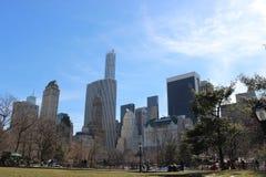 парк york главного города новый стоковая фотография rf