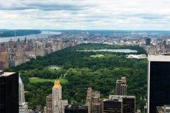 парк york главного города новый Стоковое фото RF