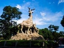 Парк Yuexiu, город Гуанчжоу, Китай стоковые фото