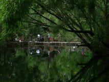 Парк Yuquan Стоковая Фотография