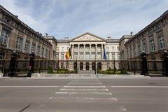 парламент Бельгии федеральный стоковые фотографии rf