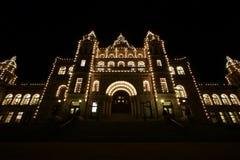 парламент Британского Колумбии Стоковое Фото