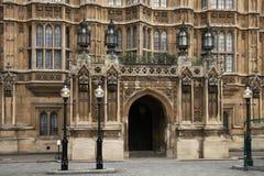 Парламент Великобритании Стоковое Фото