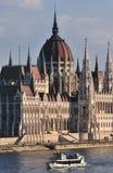 парламент грузит Стоковое Изображение