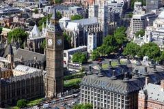 парламент дома ben большой Стоковое Изображение RF
