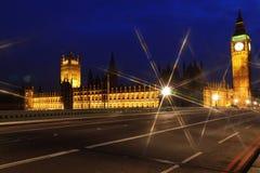 парламент дома ben большой Стоковые Изображения