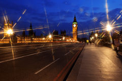парламент дома ben большой Стоковые Фотографии RF