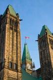 парламент зданий Стоковая Фотография