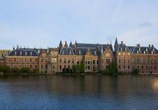 парламент Нидерландов haag вертепа голландский Стоковые Фото