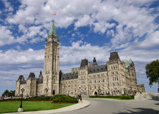 парламент самолюбивый стоковое изображение