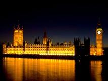 парламент дома Стоковые Изображения
