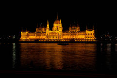 парламент Стоковая Фотография