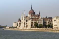 парламент budapest европы Венгрии Стоковые Изображения