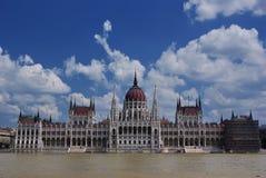 парламент budapest Стоковая Фотография RF