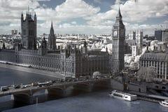 парламент london дома ben большой Стоковое фото RF