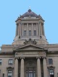 парламент manitoba стоковая фотография rf
