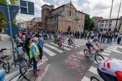 """Парма, Италия - 22-ое мая 2019: Giro d """"Италия стоковое фото rf"""
