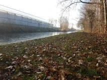 Парники Голландия Westland Стоковая Фотография RF