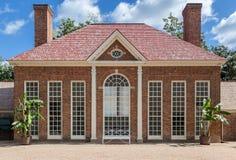 Парник Вашингтон Mount Vernon Стоковая Фотография