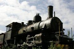 паровоз старый Стоковая Фотография