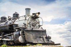 паровоз старый Стоковая Фотография RF