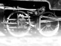 паровоз Стоковые Изображения RF