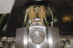 Паровой двигатель Стоковые Изображения