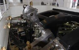 Паровой двигатель Стоковые Фото