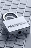 пароль Стоковое Изображение RF
