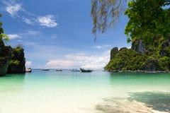Паром острова Hong Стоковые Фотографии RF