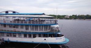 пароход Стоковое фото RF