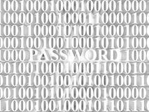 пароль Стоковое Изображение