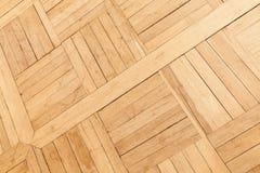 Партер сделанный планок древесины дуба, текстура Стоковые Изображения RF