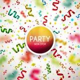 Партии стоп не Стоковое Изображение RF