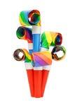 партия воздуходувок цветастая стоковые изображения rf
