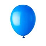 партия воздушного шара Стоковые Изображения