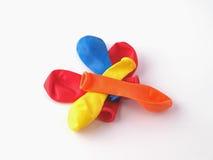партия воздушных шаров стоковое изображение rf