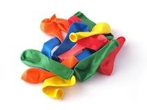 партия воздушных шаров Стоковые Фото