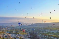 Партия воздушного шара Стоковое Изображение