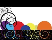 партия воздушного шара Стоковые Фото