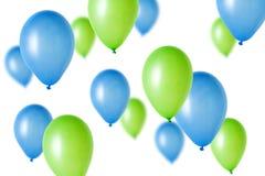 партия воздушных шаров Стоковое фото RF