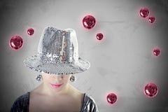 партия девушки Стоковая Фотография RF