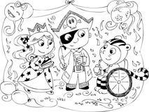 Партия детей Стоковые Фото