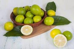 Партия лимона Стоковая Фотография RF