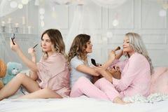 Партия кровати Стоковые Фото