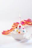 партия льда cream десерта Стоковое Изображение RF