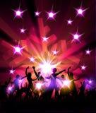 Партия Новый Год Стоковое Фото