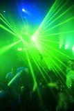 партия ночи клуба предпосылки Стоковое Изображение RF